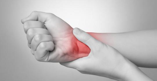 rieso kanalo sindromas, skausmas riese