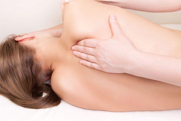 Trigerinių taškų masažas