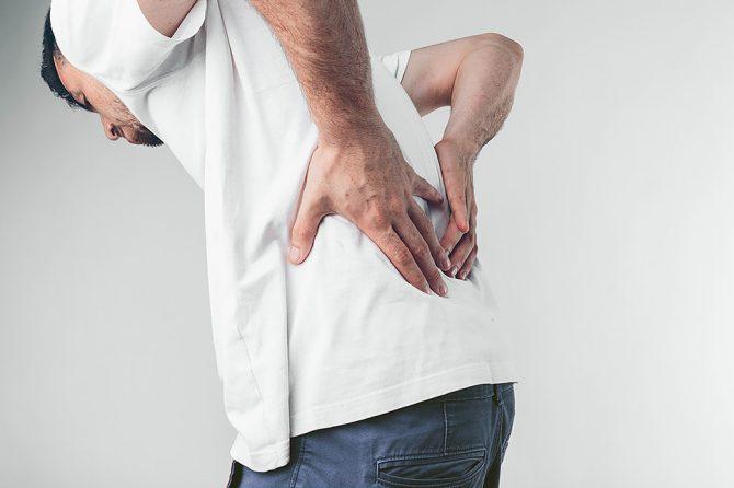 Radikuliopatija (juosmeninės stuburo dalies)