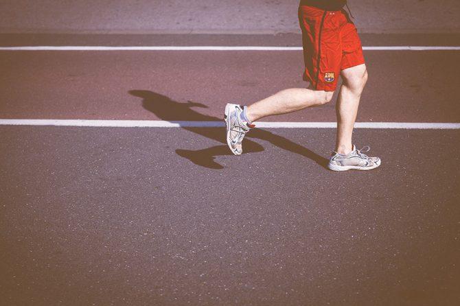 Bėgimo traumos ir kaip jų išvengti