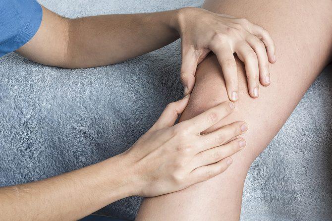 Priekinis kelio sąnarys – kodėl jį skauda?