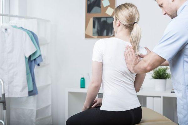 Sprando skausmas: ką daryti jei skauda sprandą