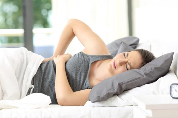 Nugaros skausmas gulint – kaip jį sumažinti?