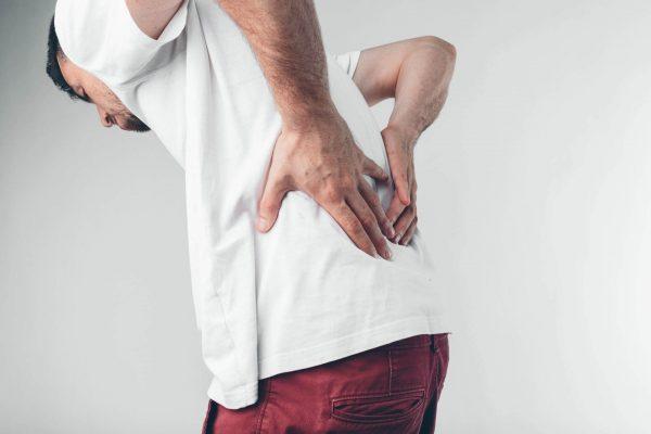 Kaip greitai numalšinti nugaros skausmą